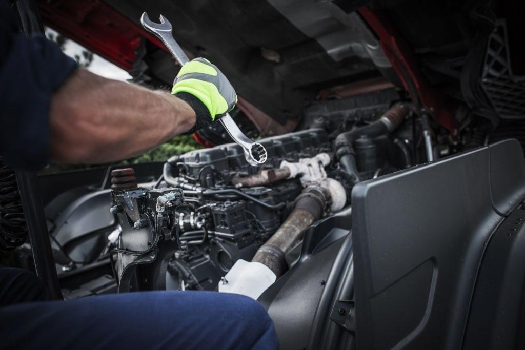 Truck Repair Brisbane Murarrie